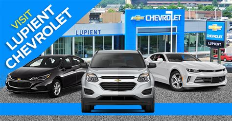 Chevrolet Bloomington About Lupient Chevrolet Chevy