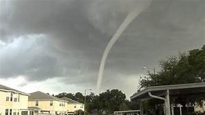 Waterspout Tornado Formation - Tampa Bay 7  8  13