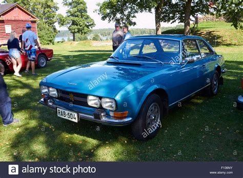 Peugeot 504 Coupe by 1972 Peugeot 504 Coupe Stock Photo 86737671 Alamy