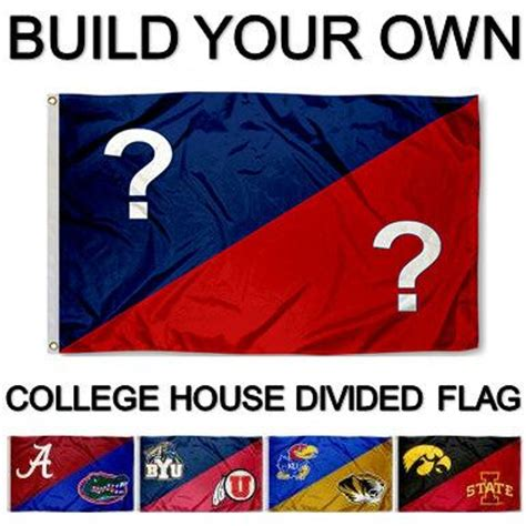 house divided colleges and build your own on