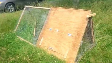 chicken coop ideas a frame chicken tractor design diy 25 chicken coop
