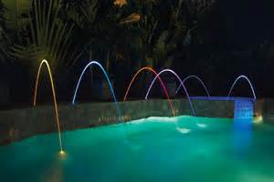 jandy deck jets water features laminar jet led jandy