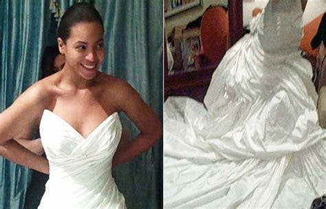 Beyoncé's Wedding Dress