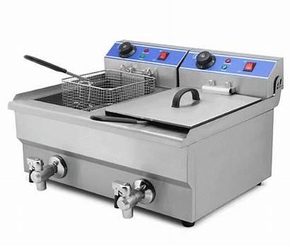 Deep Fryer Commercial Foodking Countertop Kitchen Cooking