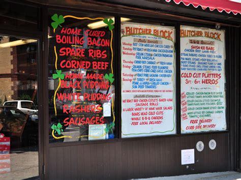 Market Tours Irish Ham, Boiling Bacon, And Black Pudding