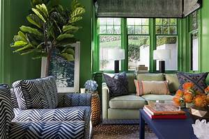 15, Bold, Interior, Paint, Hues, For, Your, Home