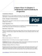 cbse class  chemistry mcqs periodic classification