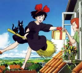 Food & Movies: Hayao Miyazaki – Kiki's Delivery Service ...