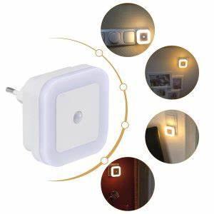 Nachtlicht Kinderzimmer Steckdose : steckdosenlampe mit bewegungsmelder ~ Watch28wear.com Haus und Dekorationen