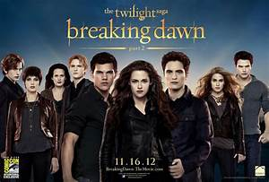 "Poster: ""The Twilight Saga: Breaking Dawn Part 2"" 