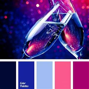 Winter 2017 Color Trends Blue and Pink According To