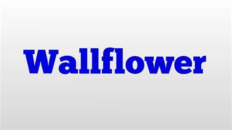 wallflower meaning