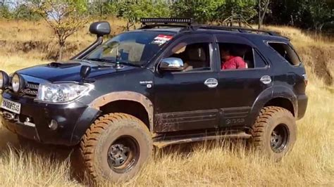 Toyota Fortuner Modification by Toyota Fortuner Modification In India