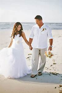 Mens Beach Wedding Outfit Ideas