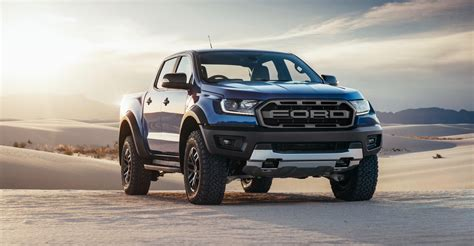 2019 Ford Ranger Raptor Debuts With A Diesel  The Torque