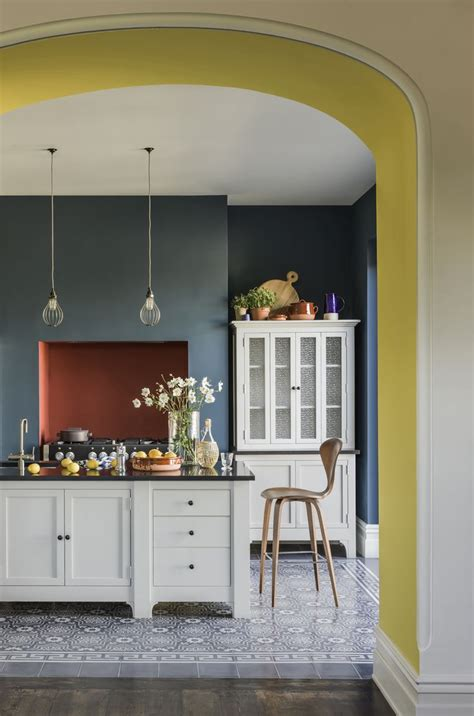 Applying 16 Bright Kitchen Paint Colors  Dapofficecom