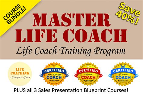Life Coach Certification Discount Coupon / Code!