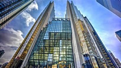 Architecture Buildings Glass Uhd