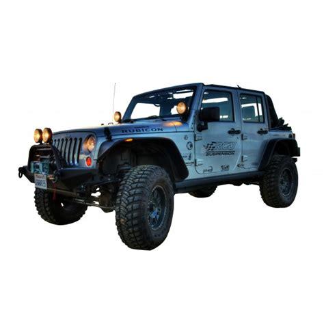 jeep lift kit box 4 quot lift kit w fox shock absorbers jeep wrangler jk