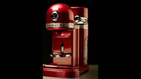 descaling   descale  nespresso  kitchenaid