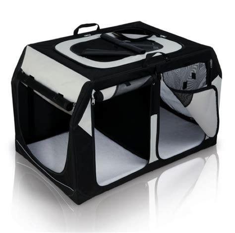 transportbox hund faltbar transportbox vario pkw kofferraum hunde transportbox vario hundetransportbox faltbar