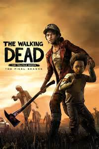 In the final part of the game you will be controlling clementine and her protegee, alvin junior (aj). The Walking Dead: The Final Season (2018) Xbox One credits ...