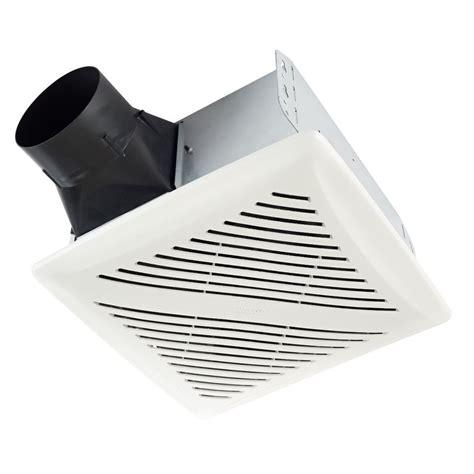 energy star exhaust fan broan aer70c energy star 70 cfm ventilation fan lowe 39 s