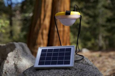 sun king pro solar led l is a handy portable light and