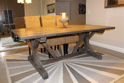 farmhouse table fundamental woodworking projects