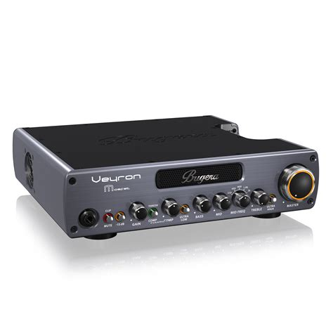 Ultra Compact Watt Class Bass Amplifier With
