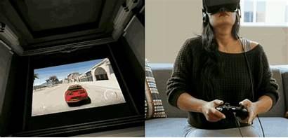 Oculus Xbox Rift Vr Reality Games Virtual