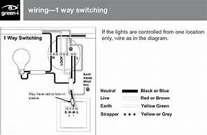 One Pole Dimmer Switch Wiring Diagram 41137 Verdetellus It