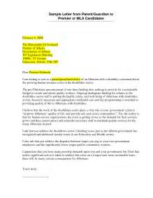 mla cover letter exle the best letter sle