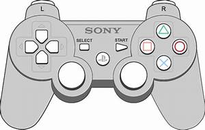 Playstation 1 Controller Drawing | www.pixshark.com ...