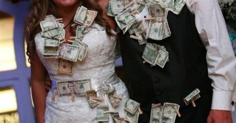 dollar dancepeople pay  dance   bride