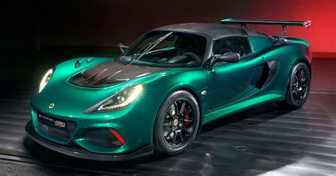 Lotus Exige Cup 430 revealed with 430 hp, 440 Nm