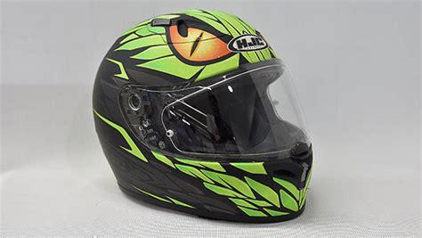 product review hjc fg  mamba helmet overdrive