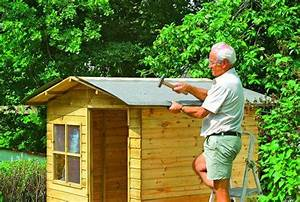 Geräteschuppen Holz Selber Bauen : ger teschuppen selber bauen ~ Frokenaadalensverden.com Haus und Dekorationen
