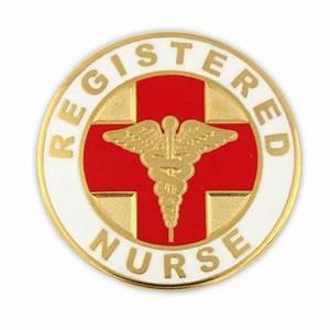 Registered Nurse Lapel Pin   Nursing Pins   PinMart   PinMart