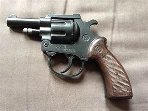 6mm Italian Blank Firing Revolver Replica Blank