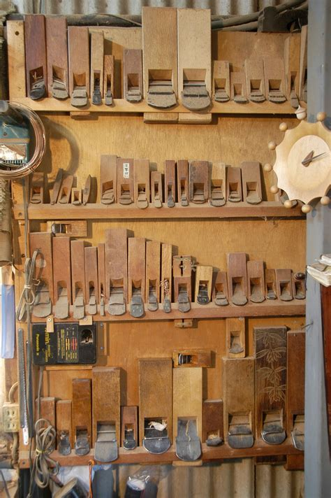 furniture maker dennis young japanese tools