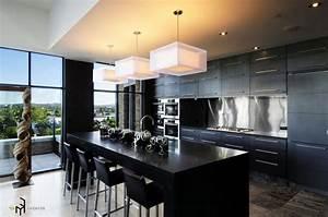 Kitchen 12 Awesome Black and White Kitchen Design Ideas