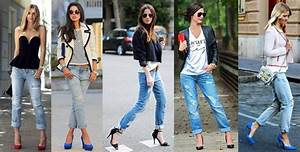 How to Wear Cuff Jeans - Dress Trends 2018