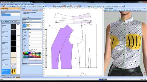 optitex shader tool tutorial  suite fashion design