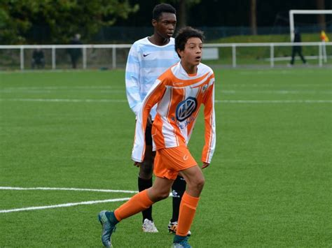 dh acbb foot racing colombes match amical