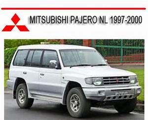 Mitsubishi Pajero Nl 1997