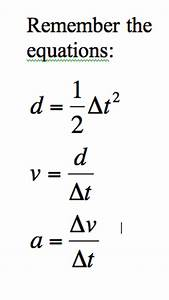 Image Gallery distance equations