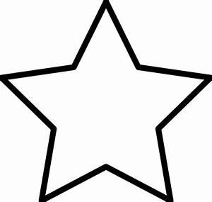 Shooting Star Outline - Clipartion.com