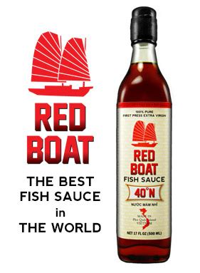 Red Boat Fish Sauce Ingredients by The Story Of Red Boat Fish Sauce