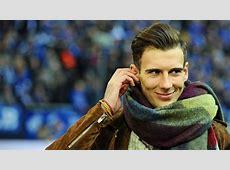 Schalke's Leon Goretzka hasn't agreed Bayern Munich move